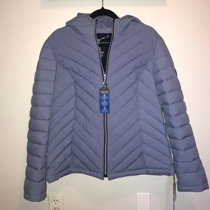 NAUTICA Hooded Coat (XL) NWT